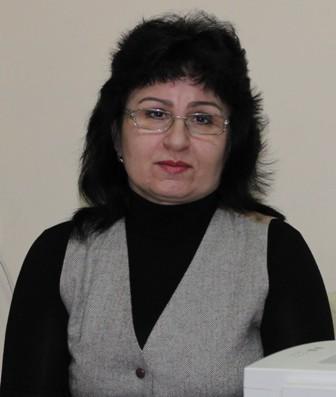 Жестерьова Валентина Миколаївна