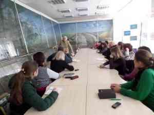 Розповідь Бондар Г. О. про рекультивацію земель на Дніпропетровщині.