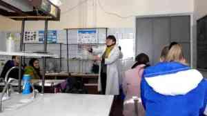 Секція хімії