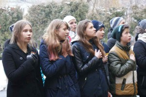 День соборності України 2015